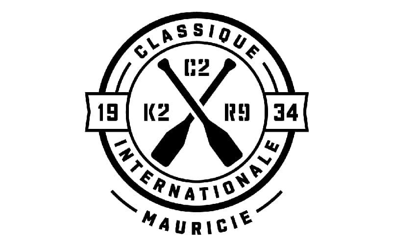Logo de la Classique internationale de canots de la Mauricie