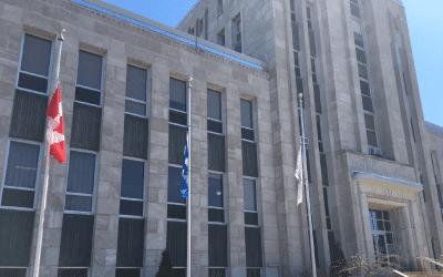 Jocelyne Bourassa : la Ville de Shawinigan met ses drapeaux en berne