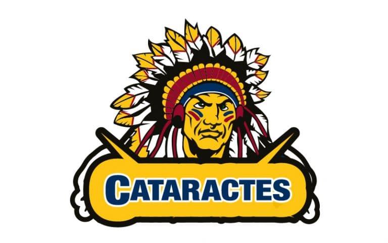 Logo des Cataractes de Shawinigan