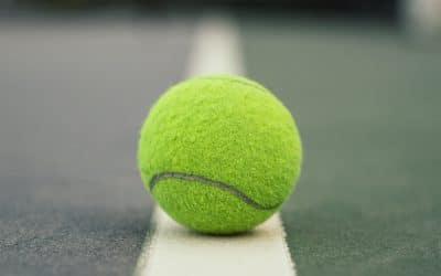 Travaux de réfection de plusieurs terrains de tennis